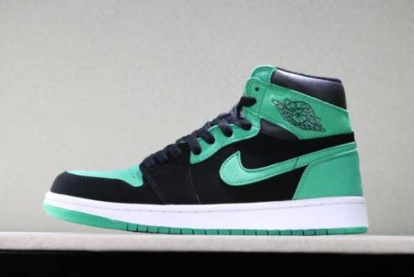 2018 XBOX Air Jordan 1 '3 Green' Glow-In-The-Dark For Sale