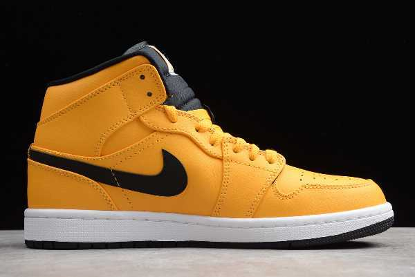 554724-700 Mens Air Jordan 1 Mid