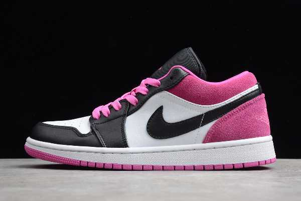 "CK3022-005 New Air Jordan 1 Low ""Magenta"" 2020 For Sale"