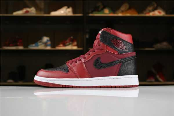 "New Air Jordan 1 Mid ""Reverse Banned"" Men' s Size For Sale"