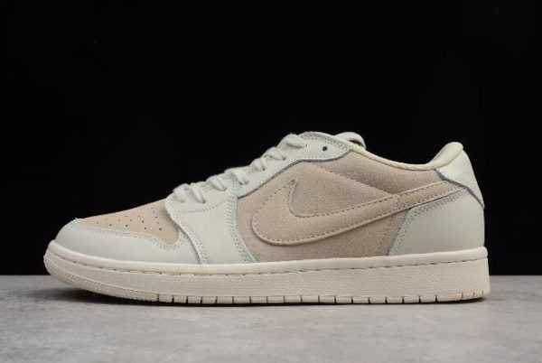 Air Jordan 1 Low OG Premium ' an' Light Orewood Brown 919701-114