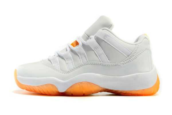 2018 Nike Air Jordan 11 Retro Low ' itrus' 580521-139