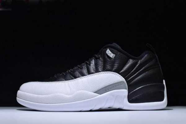 Nike Air Jordan 12 Low ' layoffs' Black/Varsity Red-White 308317-004 Outlet
