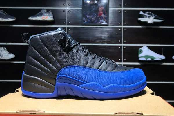 2020 New Air Jordan 12 Retro Game Royal 130690-014 For Sale