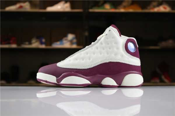 "Cheap Air Jordan 13 ""Bordeaux"" 439358-112 Men' s and Women' s Size For Sale"
