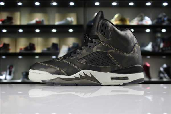 "Air Jordan 5 Premium Heiress ""Metallic Field"" Camo 919710-030 For Sale"
