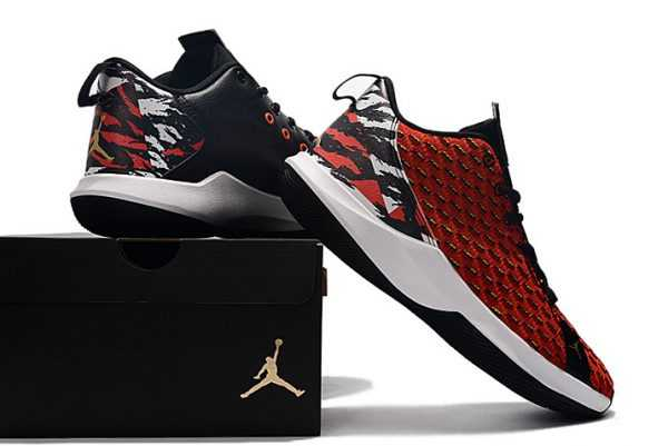 New Jordan CP3.XII Gym Red/Black-White To Buy