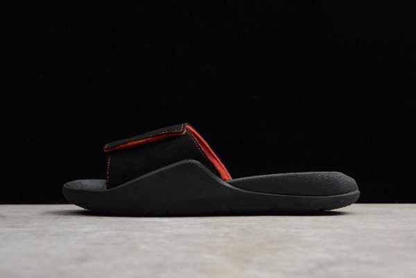 Jordan Hydro 7 Retro Slide Black/Infrared 23 Men' Size 40-46
